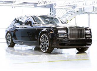Napravljen posljednji Rolls-Royce Phantom VII