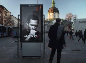 Bilbord u Štokholmu kašlje ako se pored njega puše cigarete