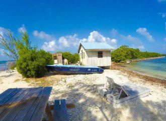 Privatno ostrvo Virginia Caye na prodaju za 400.000 funti