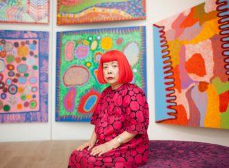 Jajoi Kusama je najplaćenija umjetnica na svijetu