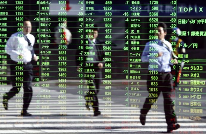 Azijske berze: Novi pad cijena akcija, dolar nastavlja pad