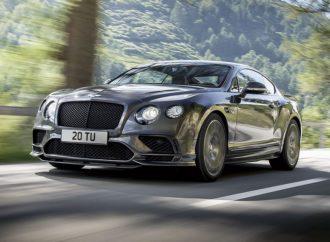 Najbrži Bentley svih vremena