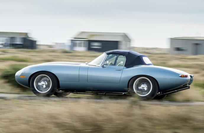 Eagle Spyder GT je Singer 911 na britanski način