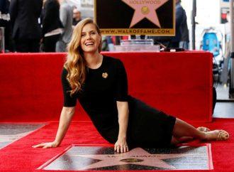 Ejmi Adams dobila zvijezdu na Stazi slavnih