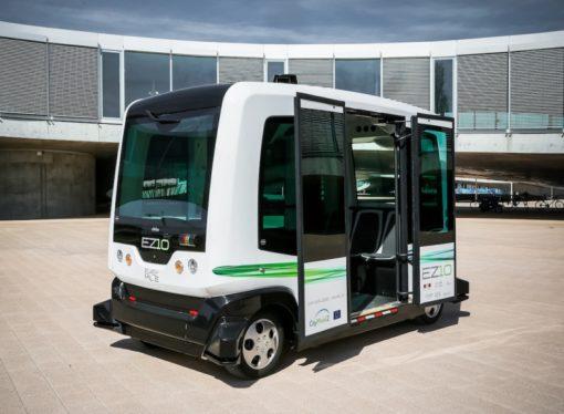 U Parizu putnike vozi autobus bez vozača