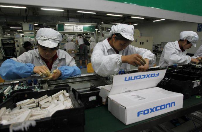 Foxconn planira radnike zamijeniti robotima