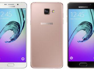 Samsung predstavio tri nova smartfona