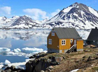 Ostrvo snijega i leda staro 2,5 miliona godina