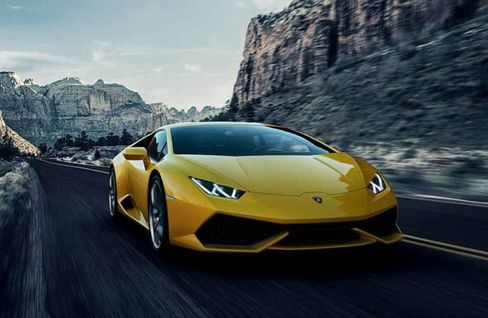 Rekordna prodaja: Lamborghini u 2016. isporučio 3.457 vozila