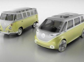 VW predstavio samovozeću električnu verziju Microbusa iz šezdesetih
