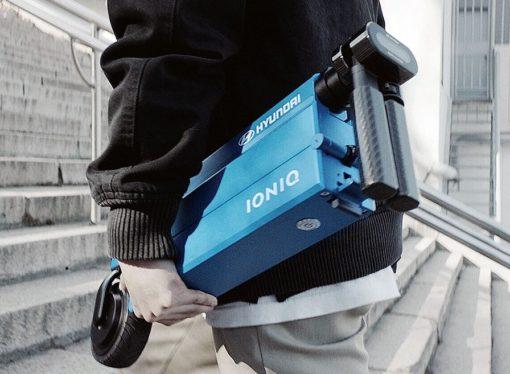 Hyundai Ioniq – skuter za ponijeti