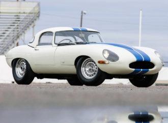 Ovo je najskuplji Jaguar E-Type svih vremena