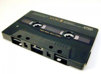 Zabilježen rast prodaje audio kaseta