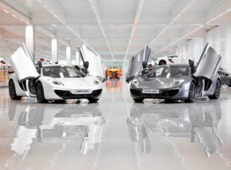Britanska auto kompanija udvostručila prodaju u 2016