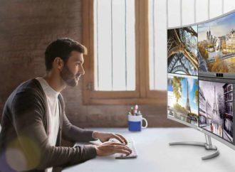 Philips predstavio najveći zakrivljeni 4K monitor