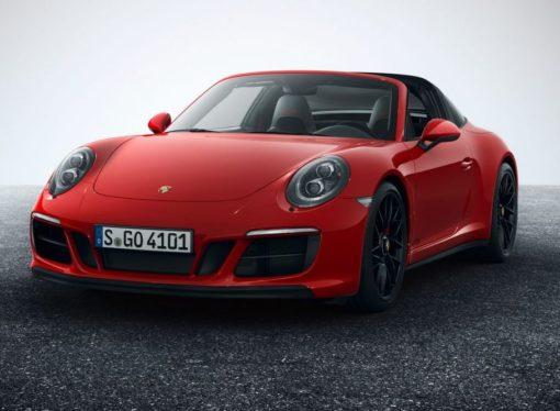 Porsche predstavio novi 911 GTS