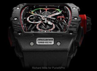RM 50-03 je najlakši sat na svijetu
