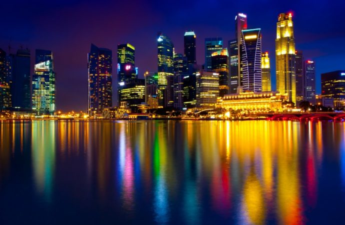 Singapur je mjesto gdje se posao nalazi za 8 nedjelja
