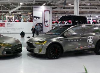 Tesla motors: Proizvodnja vozila skočila za 64%, isporuke kasne