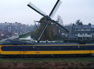 Sve holandske vozove pokreće vjetar