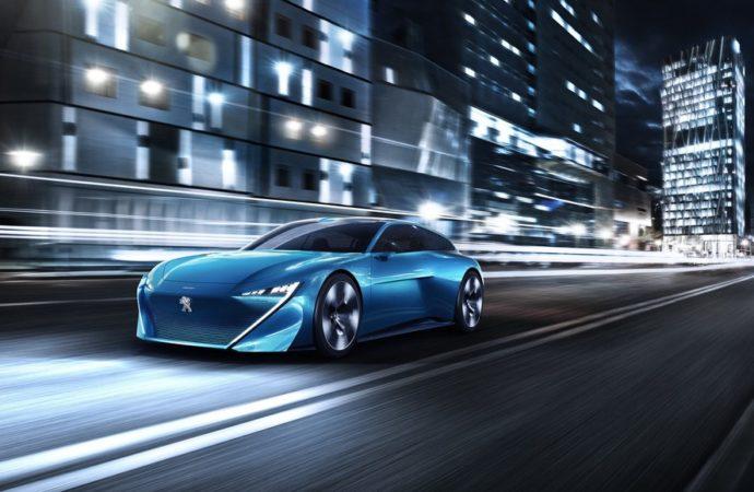 Peugeot predstavlja konceptni Instinct