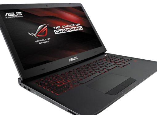 Asus isporučio najviše gejming laptopova tokom prošle godine