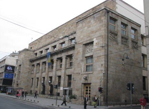 Centralna banka BiH: Plata guvernera 8.000 KM, prosječna 2.271 KM