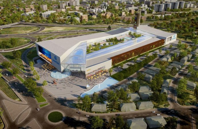 Delta u Banjaluci pravi City vrijedan 70 mil. eura