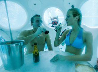 U Belgiji otvoren podvodni restoran