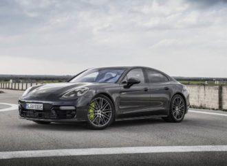 Panamera Turbo Hybrid je najsnažniji serijski Porsche!