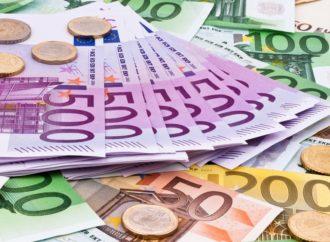 Euro blago oslabio, funta na najvišem nivou u četiri nedjelje