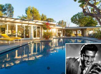 Prodaje se kuća Elvisa Prislija