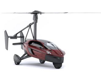 Prvi leteći automobil u prodaji