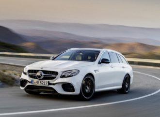 Mercedes predstavio karavan E63 AMG Estate