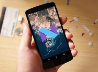 Google objavljuje novu verziju Android Nougata