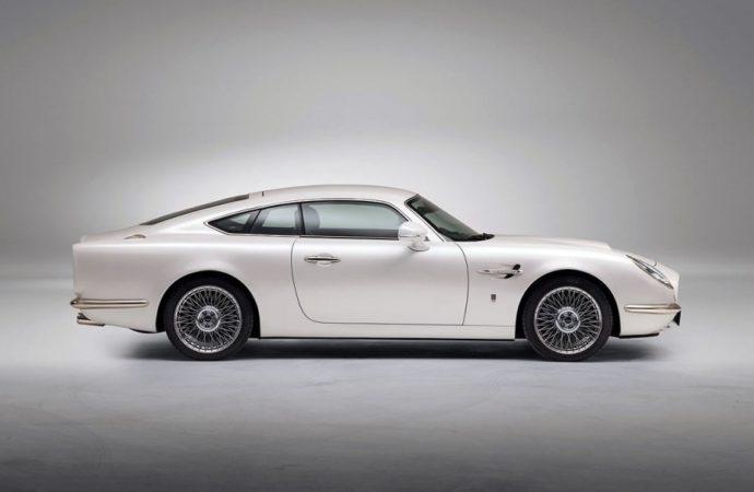 Retro je u modi: Novi model kao Bondov auto iz 60-tih