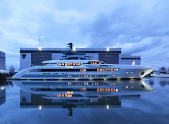 Gradnja najveće superjahte na svijetu će koštati 250 miliona eura