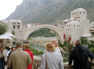U martu ove godine BiH posjetilo 7,5 posto više turista u odnosu na mart prošle godine