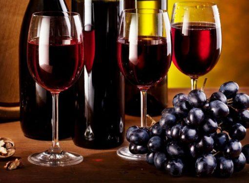 Crno vino najbolji lijek za upaljeno grlo