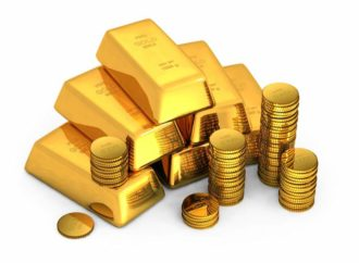 Sunovrat cijene zlata, ograničena tražnja