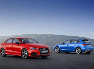 Na tržište dolazi mnogo snažniji Audi RS3