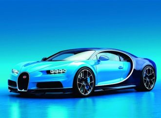 Bugatti isporučio prva tri Chirona