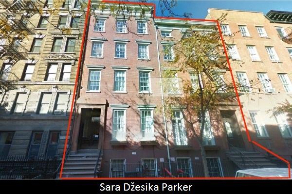 3 Sara Džesika Parker