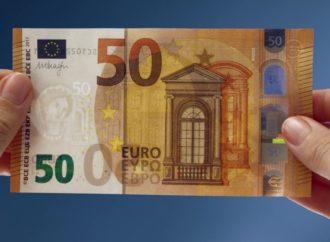 Nove novčanice od 50 eura u opticaju od 4. aprila