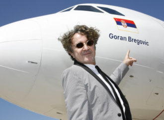 Avion Er Srbije dobio ime po Goranu Bregoviću