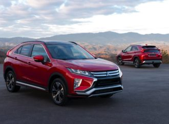 Mitsubishi Motors predstavlja Eclipse Cross