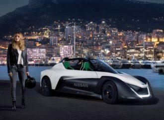 Margot Robbie Nissanova prva ambasadorka električnih vozila