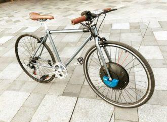 Točak koji će od običnog bicikla napraviti električni