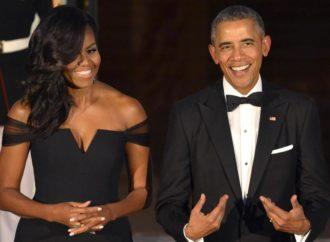 Milionski ugovor za knjige Baraka i Mišel Obame