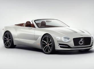 Bentley predstavlja luksuzno električno vozilo